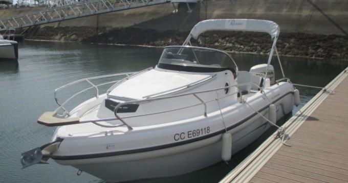 Motorboot mit oder ohne Skipper Ranieri mieten in Arzon