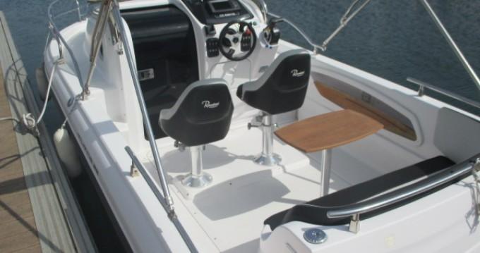 Bootsverleih Ranieri Atlantis 22 Arzon Samboat