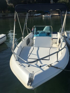 Bootsverleih Tiburon Tirburon 180 Rovinj Samboat
