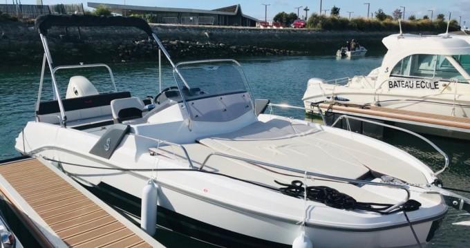 Motorboot mieten in Nouméa - Bénéteau Flyer 6.6 SUNdeck