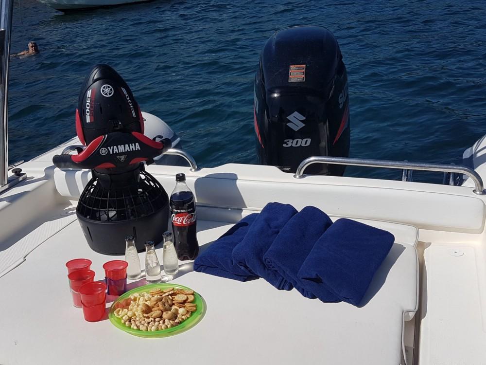 Schlauchboot mieten in Pozzuoli zum besten Preis