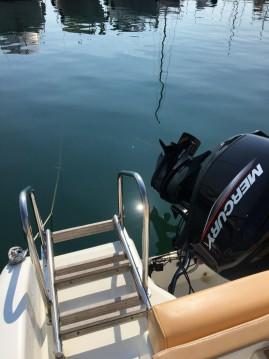 Motorboot mit oder ohne Skipper Saver mieten in Alghero