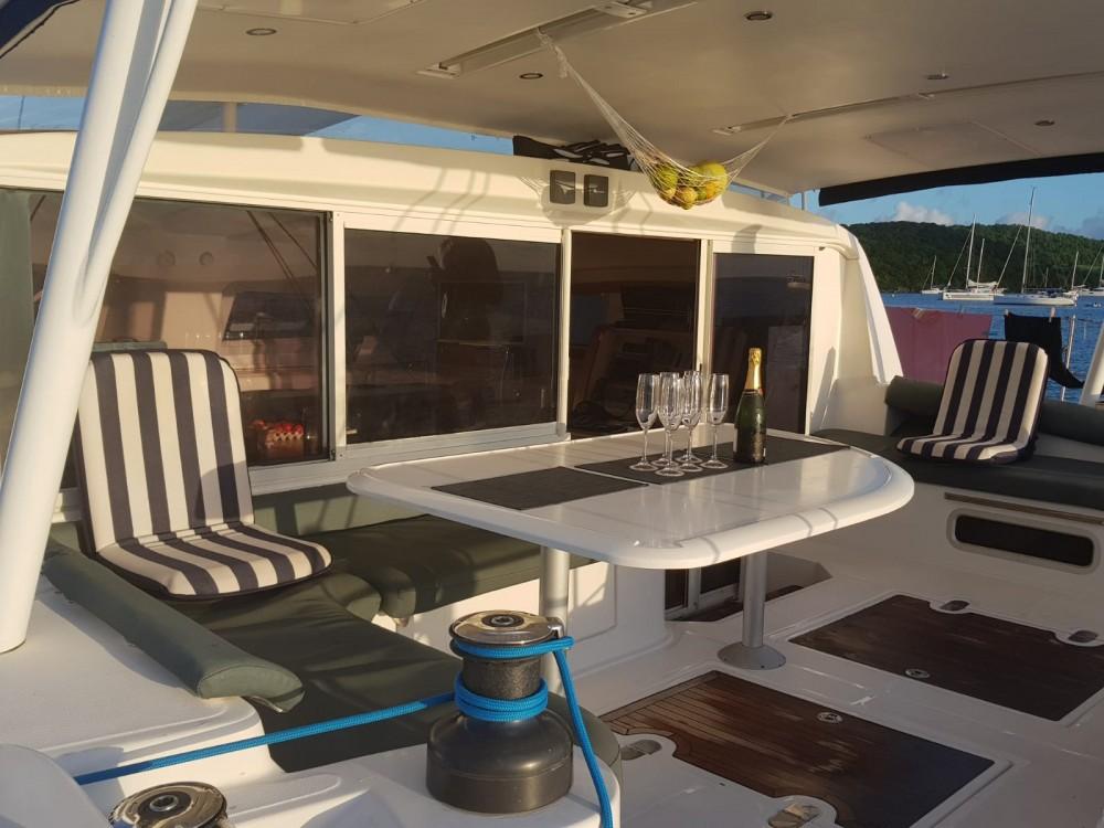Yacht-Charter in Le Marin - Catana Catana 47 auf SamBoat