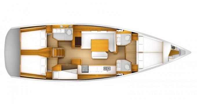 Bootsverleih Lefkada (Island) günstig Sun Odyssey 519