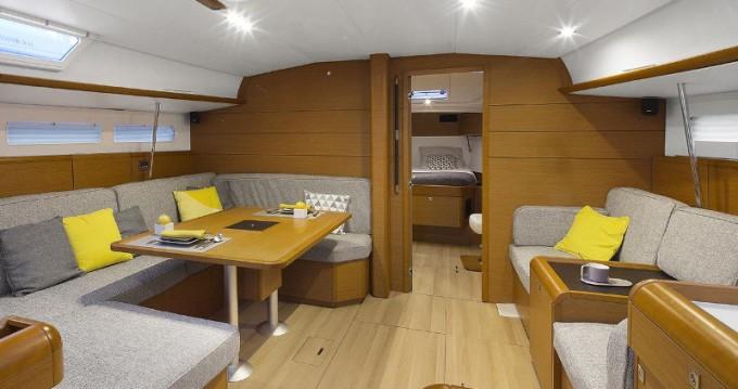 Segelboot mieten in Lefkada (Island) - Jeanneau Sun Odyssey 519