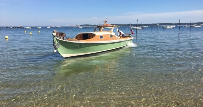Bootsverleih Debord Pinasse à crémaillère  Arcachon Samboat