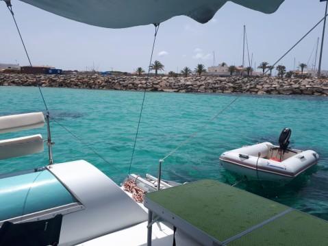 Katamaran mieten in Formentera zum besten Preis