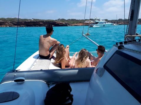 Bootsverleih Formentera günstig Corneel 26