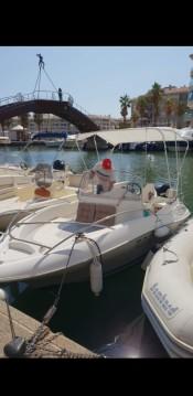 Motorboot mieten in Fréjus - Quicksilver Quicksilver 555 Commander