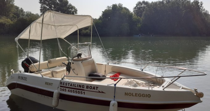 Motorboot mieten in Venezia - Yacht&Co  VOYAGE 18