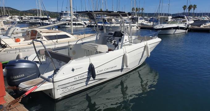 Bootsverleih Jeanneau Cap Camarat 7.5 CC Cavalaire-sur-Mer Samboat