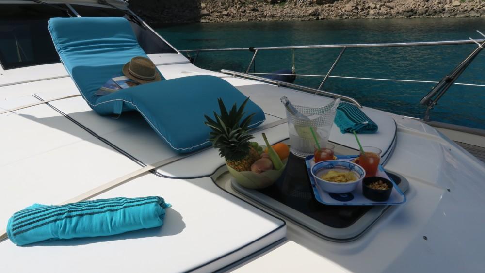 Bootsverleih Balearische Inseln günstig Goldstars 48