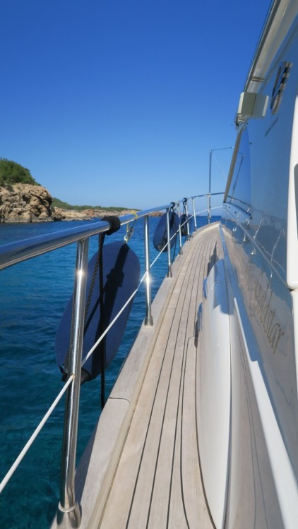 Ein Cantieri Estensi Goldstars 48 mieten in Balearische Inseln