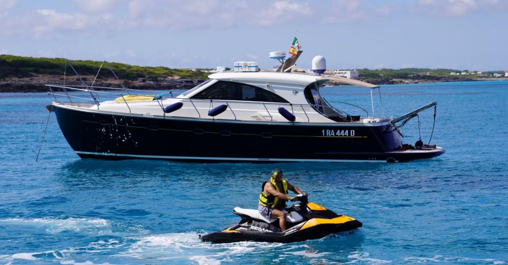 Motorboot mit oder ohne Skipper Cantieri Estensi mieten in Balearische Inseln