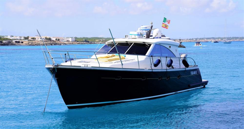 Yacht-Charter in Balearische Inseln - Cantieri Estensi Goldstars 48 auf SamBoat