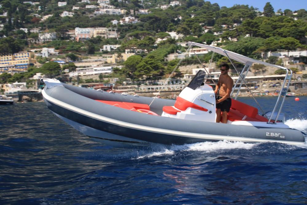 Schlauchboot mieten in Sorrent zum besten Preis