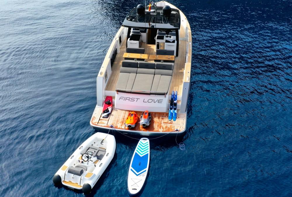 Motorboot mit oder ohne Skipper Fjord mieten in Calvià