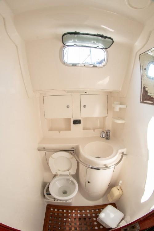 Segelboot mit oder ohne Skipper Ocean Star mieten in Volos