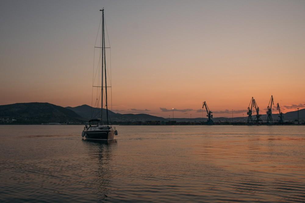 Vermietung Segelboot Ocean Star mit Führerschein