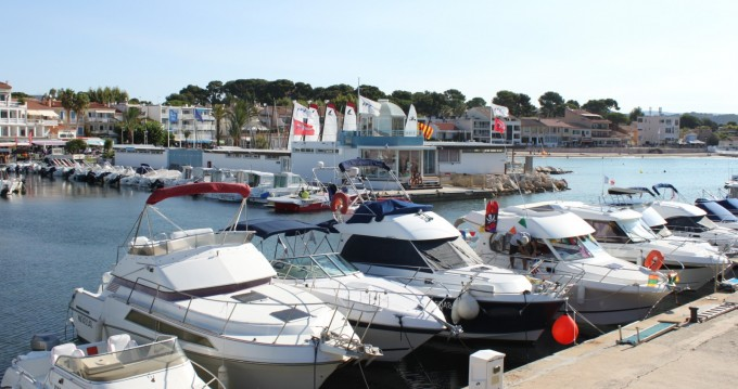 Ein Guy Couach peche promenade mieten in Saint-Cyr-sur-Mer