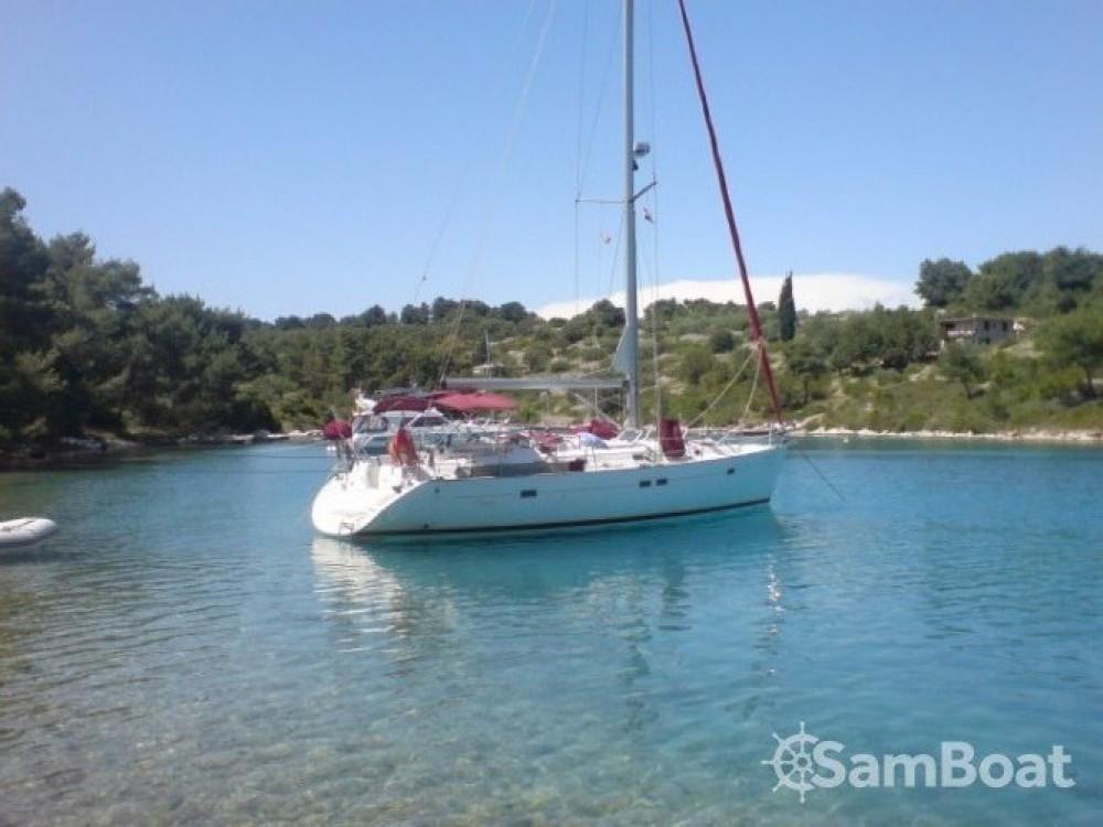 Yacht-Charter in Grand-Bourg - Bénéteau Oceanis 411 Clipper auf SamBoat