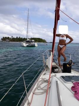 Segelboot mit oder ohne Skipper Bénéteau mieten in Marie-Galante Island