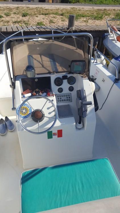 Bootsverleih Terracina günstig 6.80