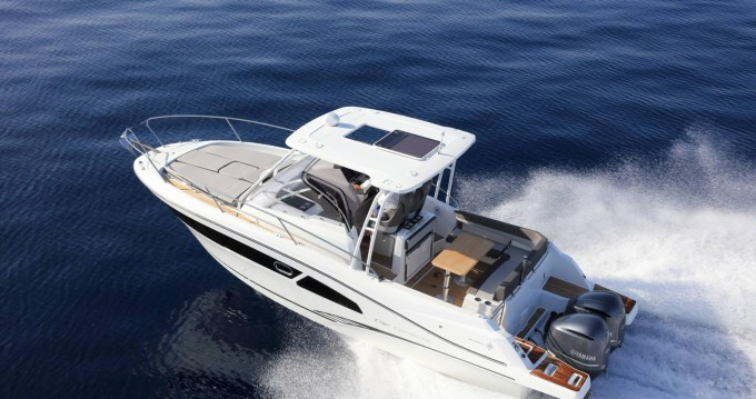 Motorboot mieten in Bastia zum besten Preis