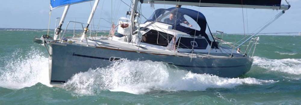 Yacht-Charter in La Roche-Bernard - Fora Marine RM1050 auf SamBoat