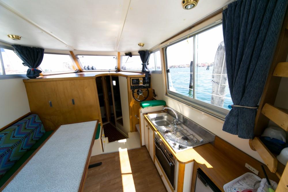 Hausboot mit oder ohne Skipper New-Con-Fly mieten in Chioggia
