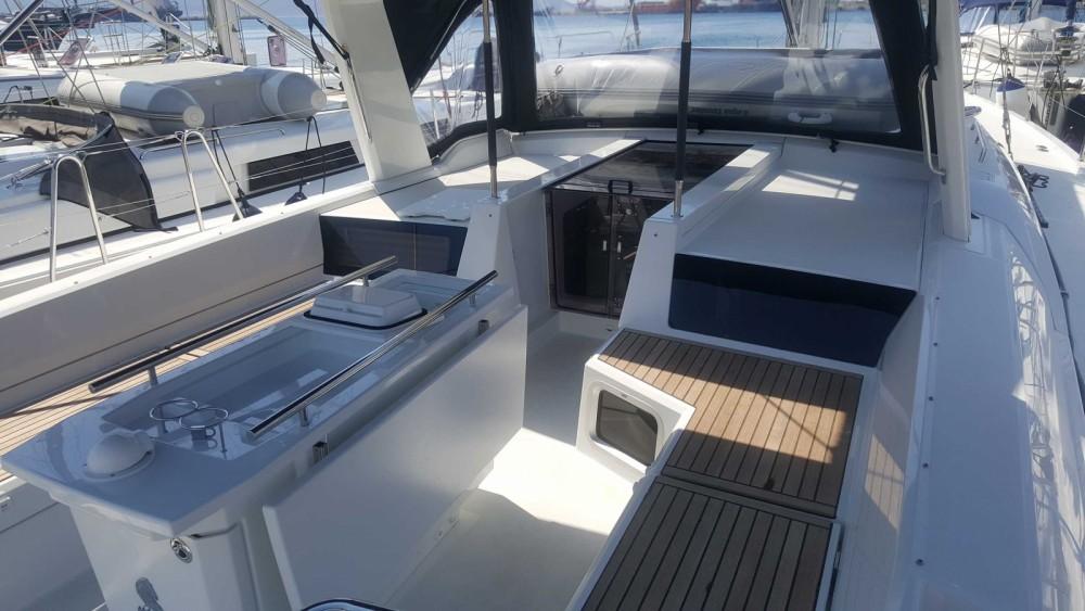 Bootsverleih Bénéteau Oceanis 51.1 Lavrion Samboat