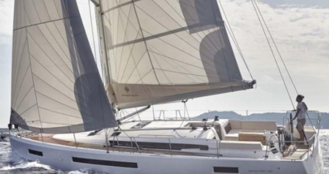Bootsverleih Jeanneau Sun Odyssey 490 Lávrio Samboat