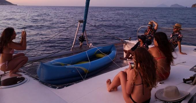 Katamaran mit oder ohne Skipper Fountaine Pajot mieten in Alghero