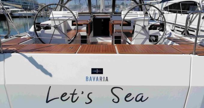 Segelboot mieten in Praia da Vitória - Bavaria Bavaria C45