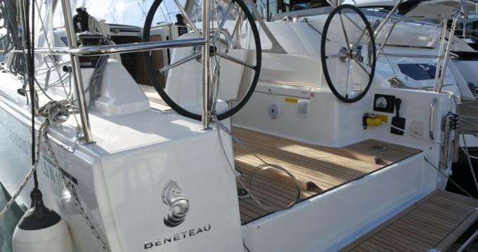 Yacht-Charter in Palma de Mallorca - Bénéteau Oceanis 30.1 auf SamBoat