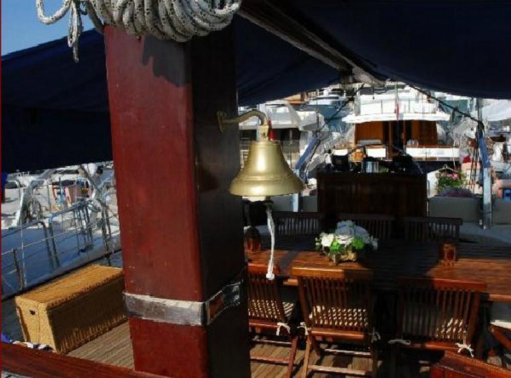 Segelboot mit oder ohne Skipper goletta mieten in