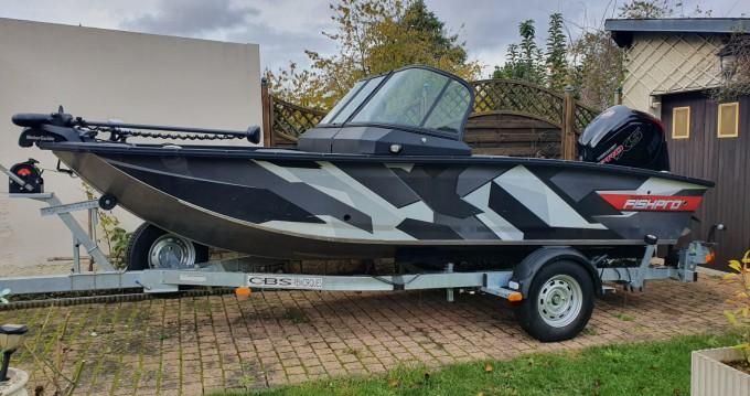 Motorboot mieten in Pontault-Combault - Volzhanka  Fishpro 50