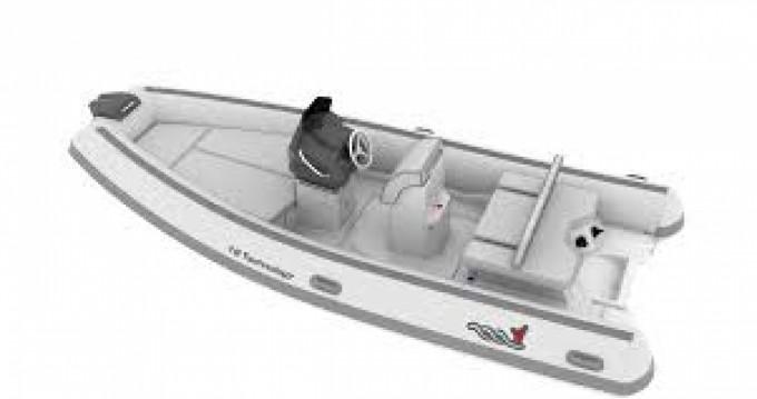 Vermietung Schlauchboot MV Marine mit Führerschein