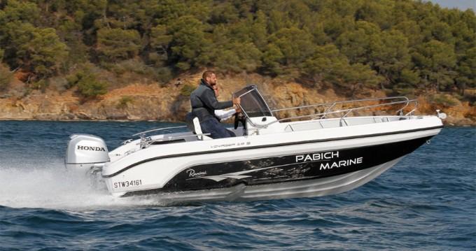 Bootsverleih Ranieri Voyager 19 S Vrsi Samboat