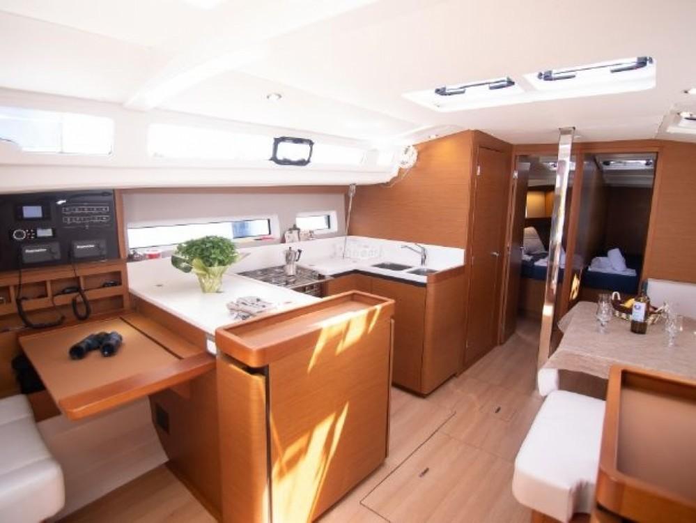 Bootsverleih Arzon günstig Sun Odyssey 440