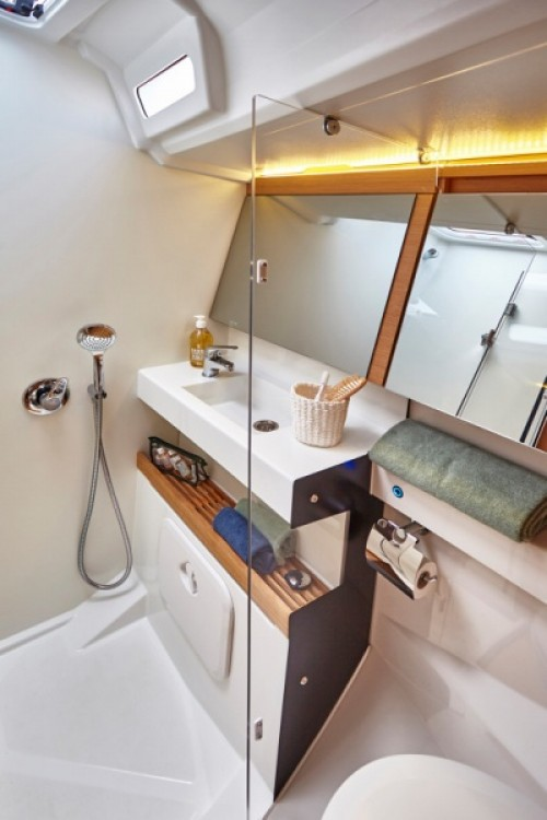Yacht-Charter in Arzon - Jeanneau Sun Odyssey 440 auf SamBoat