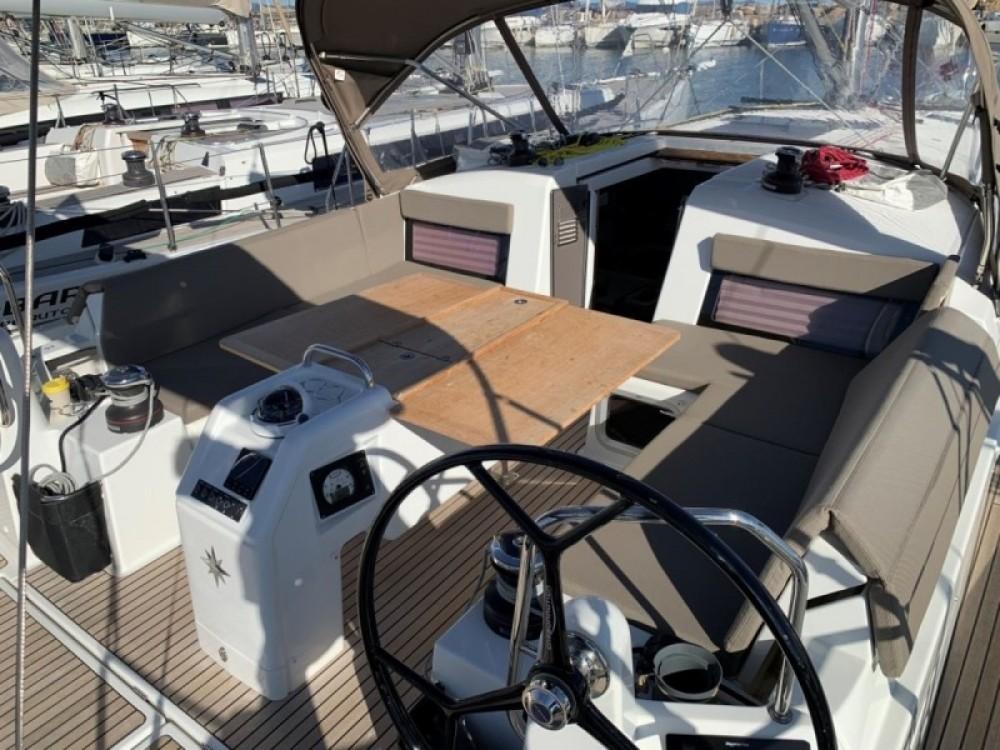 Segelboot mieten in Arzon - Jeanneau Sun Odyssey 440