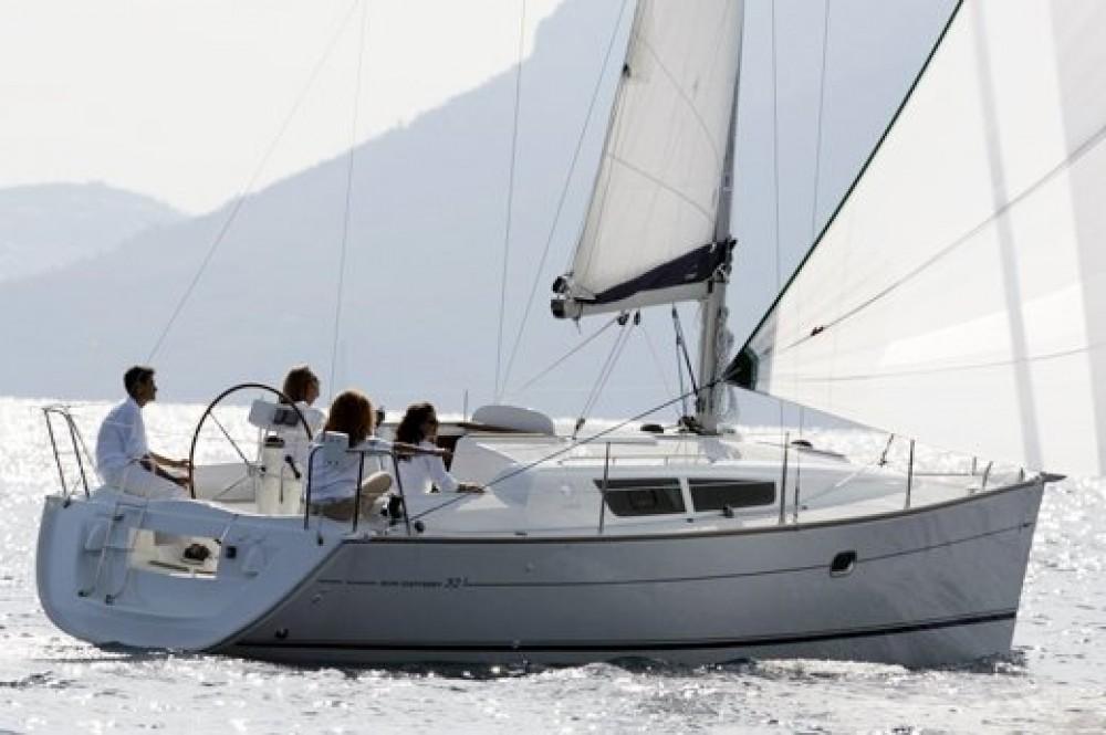 Yacht-Charter in Zadar - Jeanneau Sun Odyssey 32i auf SamBoat