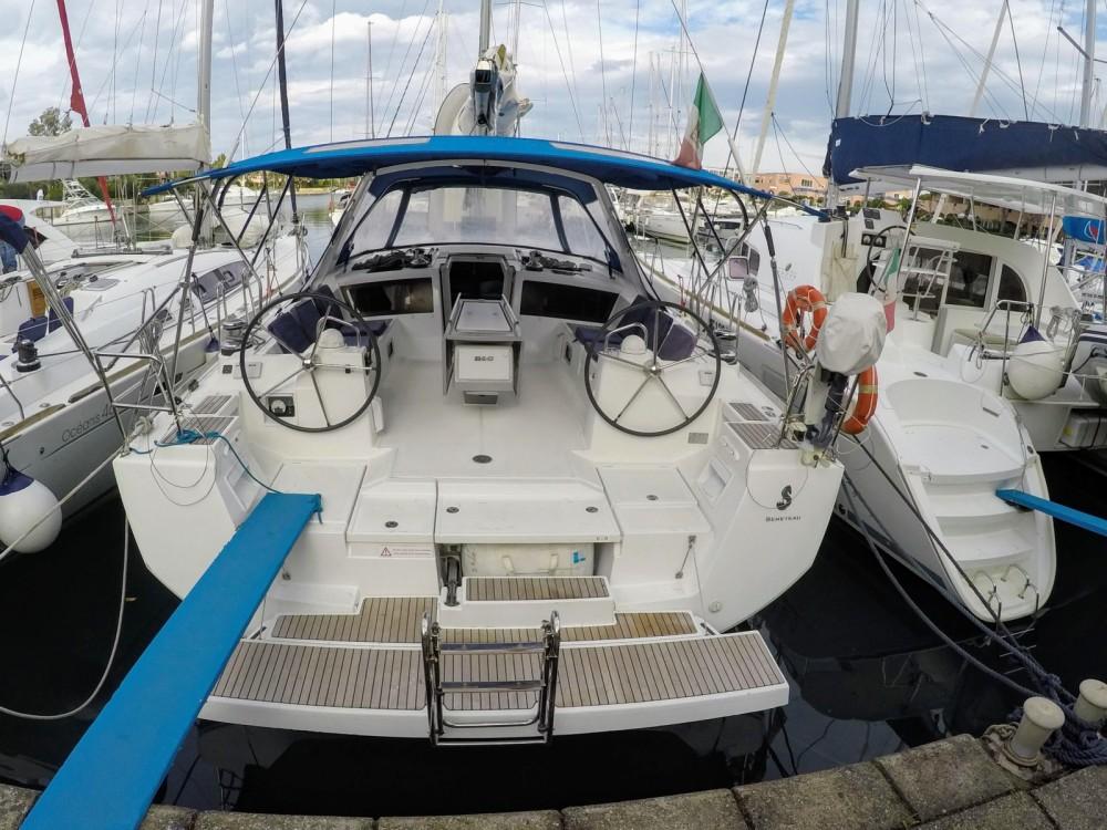 Yacht-Charter in Furnari - Bénéteau Oceanis 48 auf SamBoat