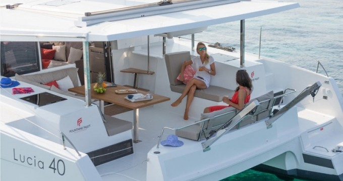 Yacht-Charter in Port du Crouesty - Fountaine Pajot Lucia 40 auf SamBoat