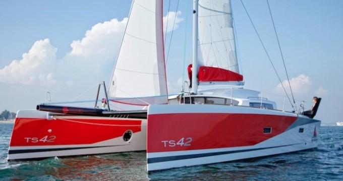 Yacht-Charter in Port du Crouesty - Marsaudon Composites TS 42 auf SamBoat