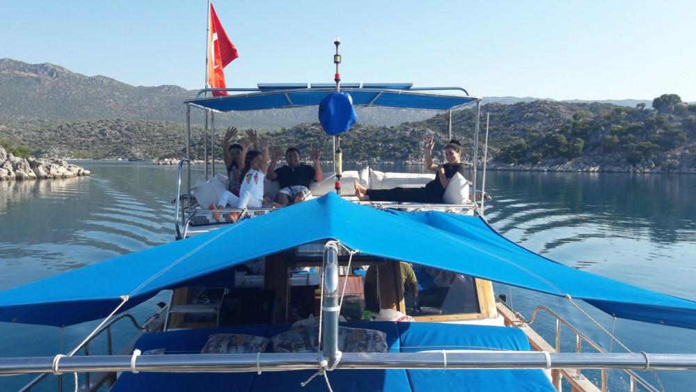 Yachten mieten in Mittelmeerregion zum besten Preis