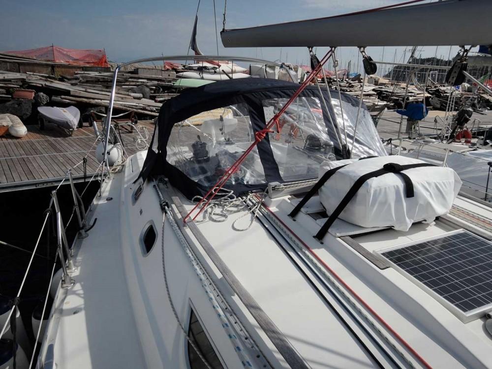 Bootsverleih Catania günstig Sun Odyssey 42.2