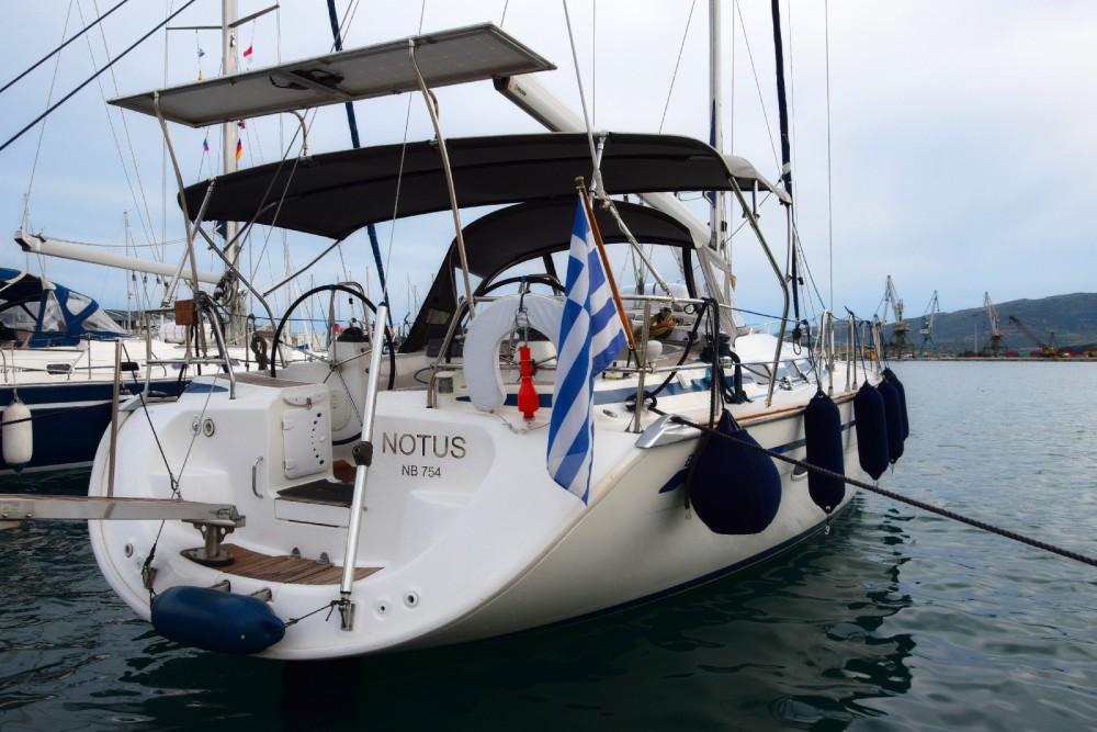 Bavaria Bavaria 46 Cruiser zwischen Privatpersonen und professionellem Anbieter Volos