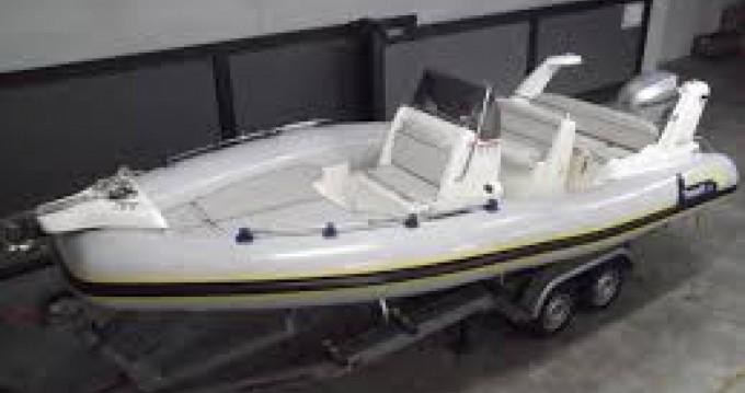 Vermietung Schlauchboot Marlin 20 mit Führerschein